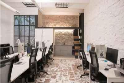 Коммерческое помещение с современным дизайном в центре Барселоны